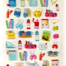 kawaii stationery sticker sheet