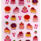 kawaii Lily Co. sweet's cake shop sticker sheet