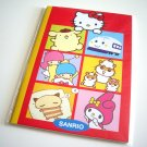 kawaii Sanrio characters sticker book