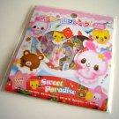 kawaii Kamio sweet paradise sticker sack