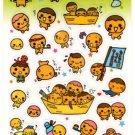 kawaii Kamio takoyaki sticker sheet