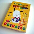 Sanrio Pochacco crayon set