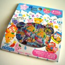 kawaii Pool Cool rainy story sticker sack