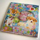 Kamio angel clover dog sticker sack