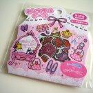 Mind wave make up my love sticker sack