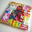 kawaii Mind Wave yuru animal sticker sack