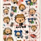 kawaii Crux old man sticker sheet
