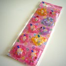 kawaii Sanrio Usahana capsule sticker sheet
