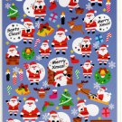 kawaii Kamio Japan santa claus christmas sticker sheet