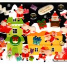 kawaii Mind Wave merry christmas sticker sheet
