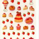 Mind Wave love cakes sticker sheet
