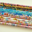 kawaii Crux, Kamio, Q-lia, Sun-star wooden pencils lot