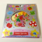 kawaii Kamio happy mate sticker sack