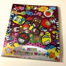 kawaii Kamio mini princess world sticker sack