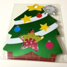 kawaii Mind Wave Christmas Tree sticker sack