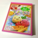 kawaii Crux Sweet Punch memo pad USED