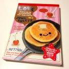 kawaii Q-lia Love Junk Sweets memo pad USED