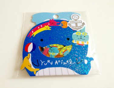 kawaii Mind Wave Yuri Animal sticker sack