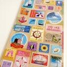 Mind Wave Maritime stamp sticker sheet USED
