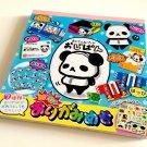 kawaii Q-lia Ojipan panda memo pad USED