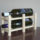 2 Bottle Wine Rack