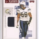 2007 Playoff Shawne Merriman Patch