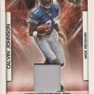 2007 Absolute Calvin Johnson Star Gazing Patch