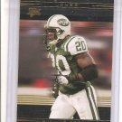 2007 Topps Performance Thomas Jones Black #6/10