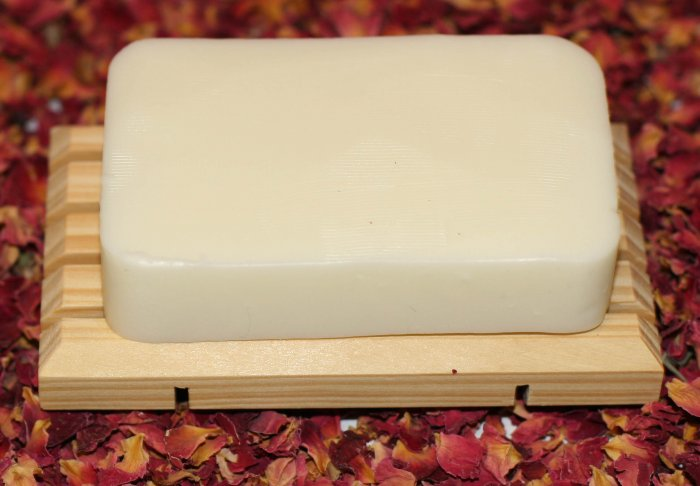 Moisturizing Goat Milk Soap With 10% Liquid Goat's Milk
