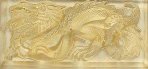 Golden Dragon Lemon Chamomile Honey Soap