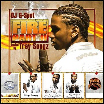 DJ G Spot & Trey Songs - Fire Part II