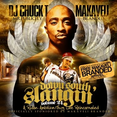 DJ Chuck T - Down South Slangin Vol. 24