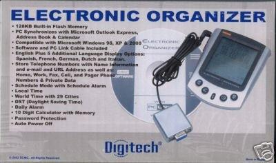 Digitech PDA