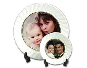 Photo Plates White