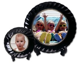 Photo Plates Black