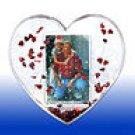 Photo Heart Globe