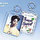 2x3 Photo Key Ring
