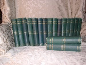 HARPER'S 1870's editions 17 vol. COMPLETE WILKIE COLLINS novels