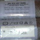 Caron Simply Soft Yarn No Dye Lot 3 oz Skeins ~ Grey Heather 2710