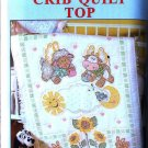 Jack Dempsey Stamped Crib Quilt Top ~ Heavenly Creatures 4060435