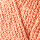 Naturally Caron Spa Yarn 1 - 3 oz skein ~ Coral Lipstick 0002