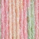 Patons Bamboo Baby Yarn 1.75 oz Skein ~ Peach Garden Ombre 91719