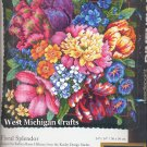 Dimensions Needlepoint Kit Floral Splendor 20011