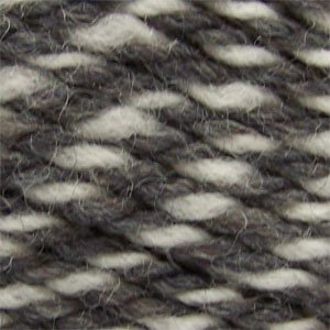 Patons Classic Wool Merino Worsted 1 Skein ~ Dark Grey Marl 77252