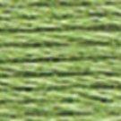 DMC Embroidery Floss 100% Cotton 8.7 yds (8 m) ~ 117-368 Light Pistachio Green