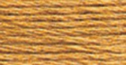DMC Embroidery Floss 100% Cotton 8.7 yds (8 m) ~ 117-436 Tan