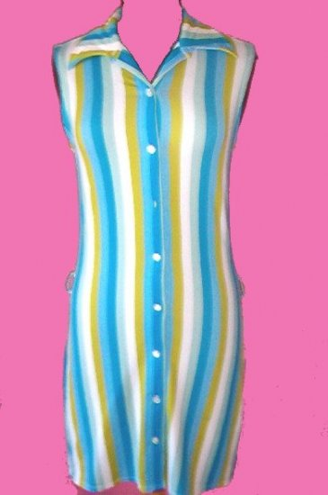 Nicole Miller Striped Dress