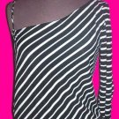 Emo Stripled 1-slv Top