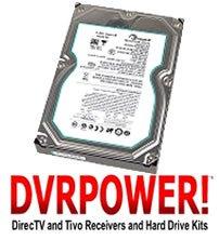 DIRECTV HARD DRIVE UPGRADE KIT HR23 HR22 HR21 HR20 HD DVR 1500GB (1.5TB) INTERNAL