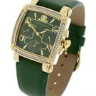 JLO Green Square Watch